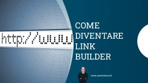 come diventare link builder freelance