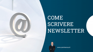 come scrivere newsletter email marketing