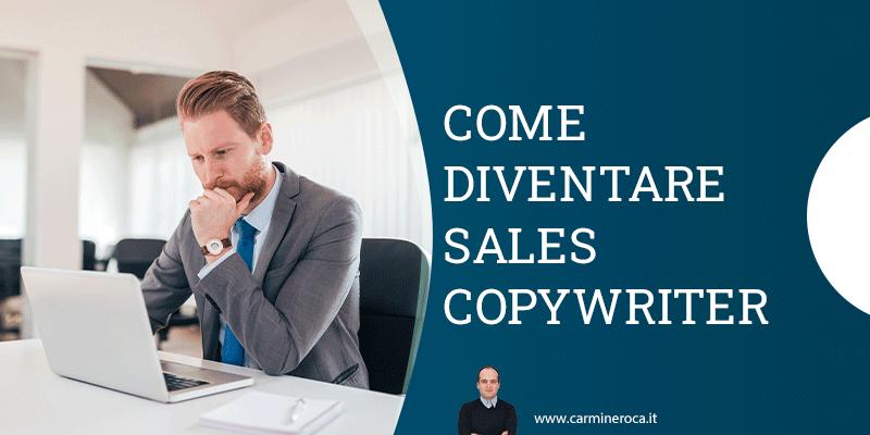 come diventare sales copywriter