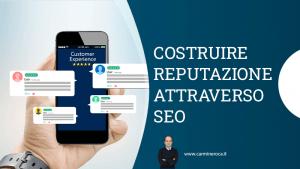 costruire reputazione online seo