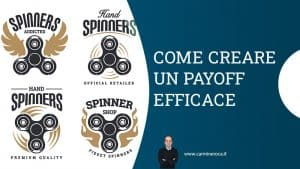 come creare payoff efficace