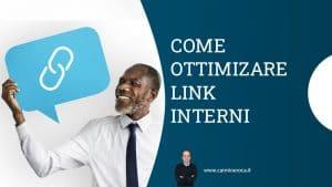 come ottimizzare link interni