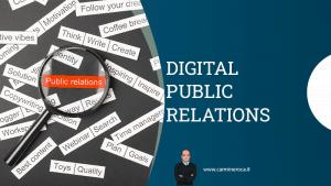 digital public relations pr marketing