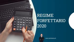 partita iva liberi professionisti novità regime forfettario 2020