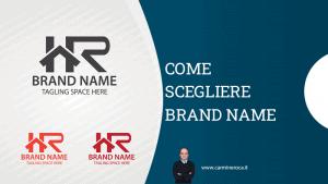 brand naming scegliere nome marchio